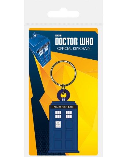 Porte-clés Doctor Who Tardis Police Box