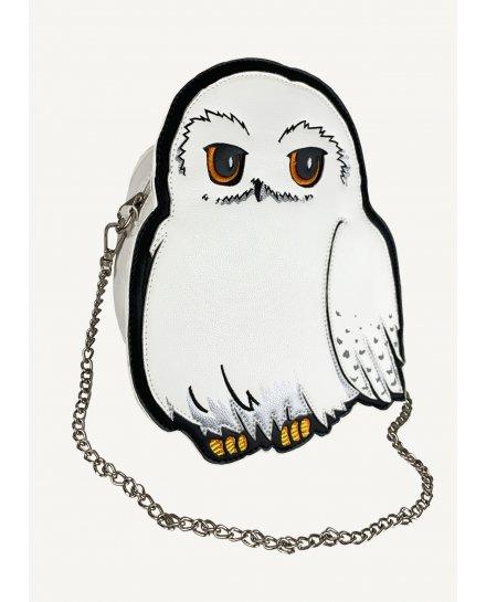 Sac à main Harry Potter Hedwig la chouette