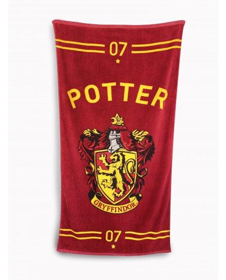 Serviette de bain Harry Potter Quidditch 07