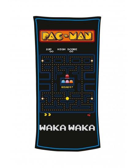 Serviette de bain Pac Man