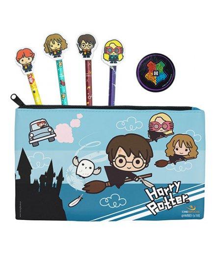 Set papeterie Harry Potter Kawaii