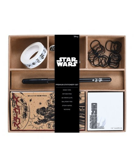 Set papeterie Luxe Star Wars Japanese
