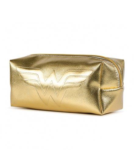 Trousse Wonder Woman dorée