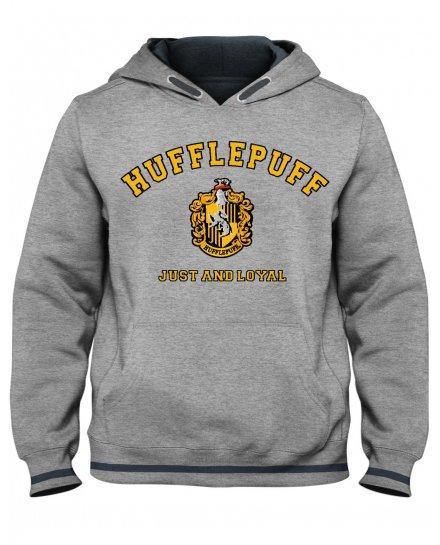 Sweat enfant Harry Potter Poufsouffle Just and Loyal