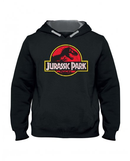 Sweat enfant Jurassic Park logo classique
