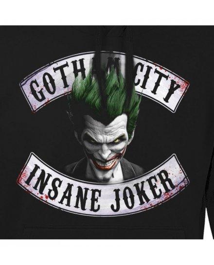 Sweat Joker Insane Batman DC Comics