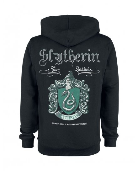 Sweat-shirt Harry Potter - Slytherin Gothic