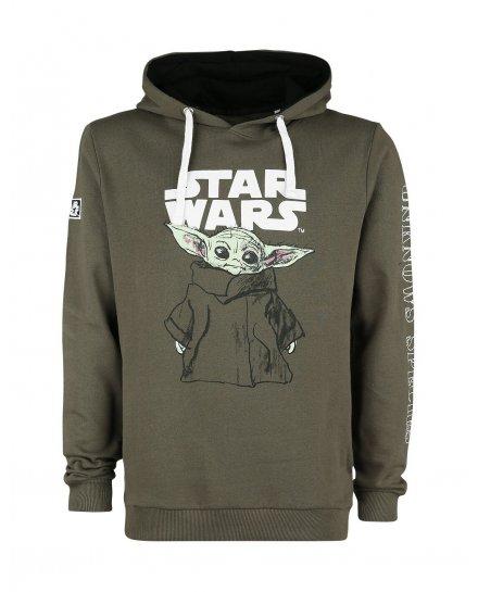 Sweat-shirt The Mandalorian Star Wars - Baby Yoda