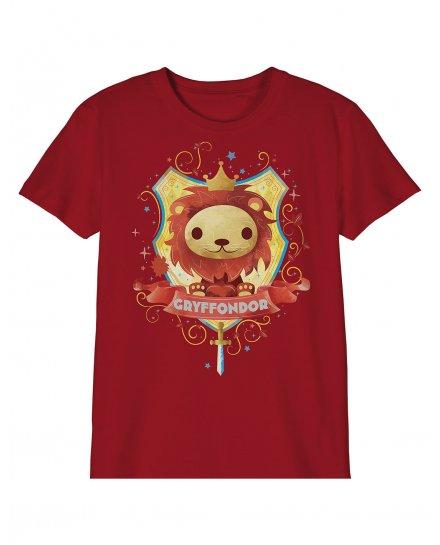 T-shirt enfant Harry Potter Gryffondor Chibi