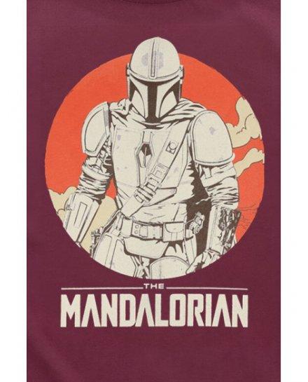 T-shirt Enfant The Mandalorian Star Wars - THE MANDALORIAN