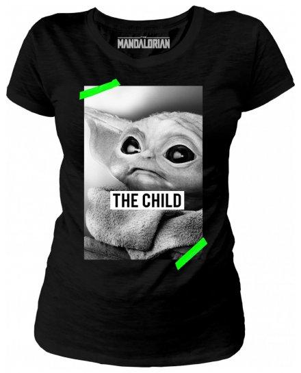 T-shirt femme Star Wars The Child