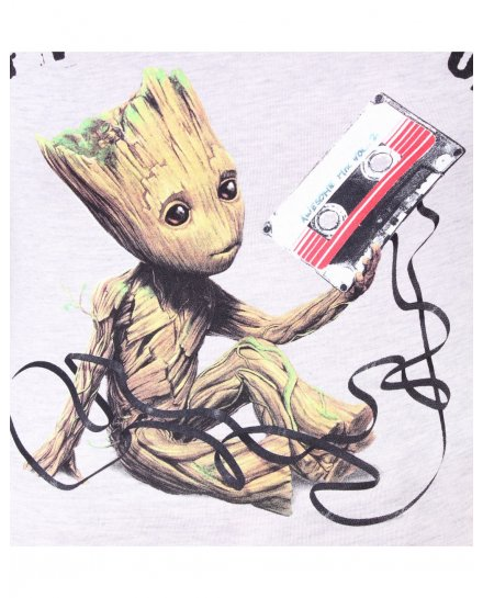T-Shirt Groot Audiotape femme