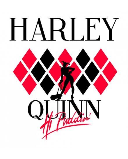 T-shirt Harley Quinn Hi Puddin'