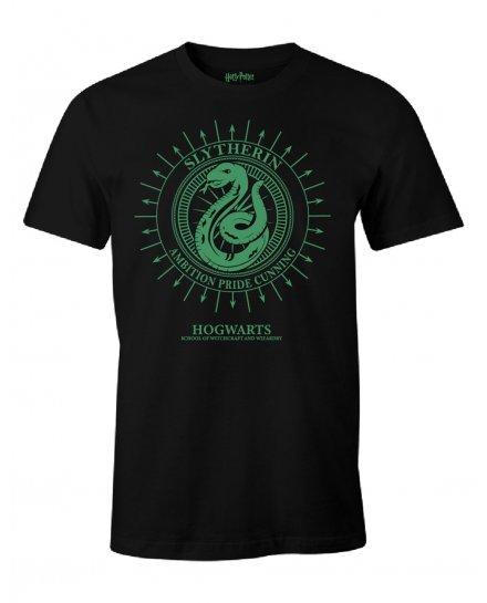 T-shirt Harry Potter - Slytherin Arrow