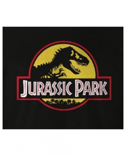 T-shirt Jurassic Park - Jurassic Park Logo