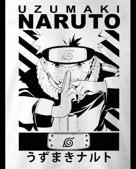 T-shirt Naruto - UZUMAKI NARUTO