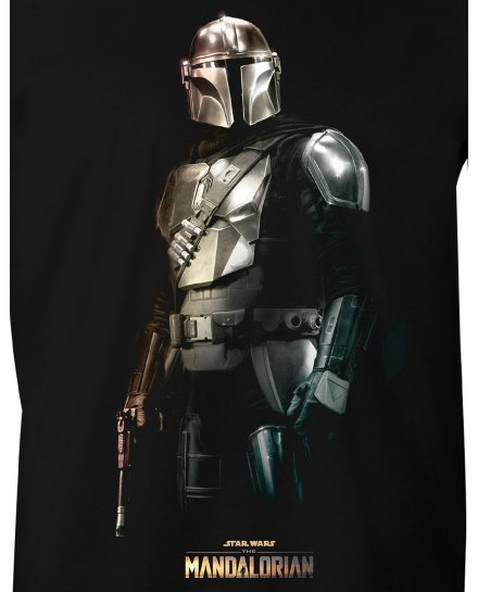 T-shirt Star Wars Ironmando Mandalorian