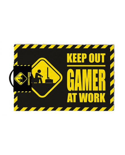 Tapis Gamer at Work geek