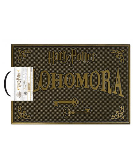 Tapis Harry Potter caoutchouc Alohomora