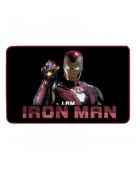Tapis I am Iron Man Marvel