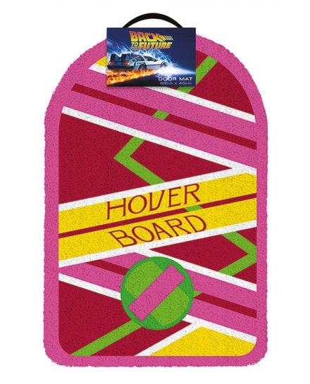 Tapis Paillasson Retour vers le Futur Hoverboard