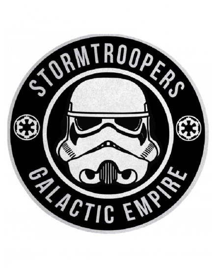 Tapis Star Wars Stormstroopers galactic Empire
