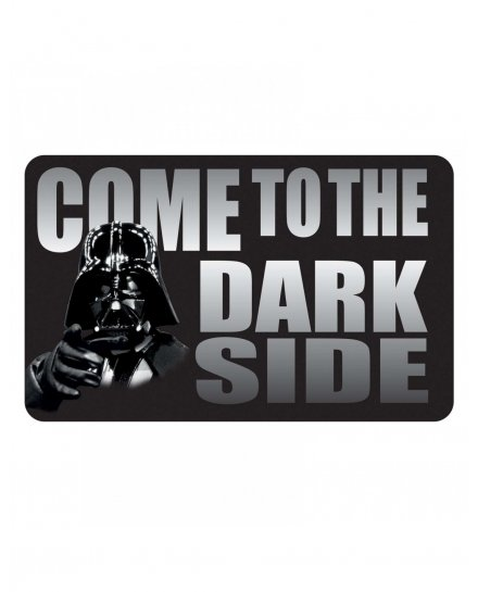 Tapis Star Wars Vador Come to the dark side
