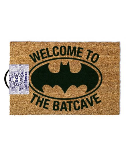 Tapis, Paillasson Welcome To The Batcave Batman
