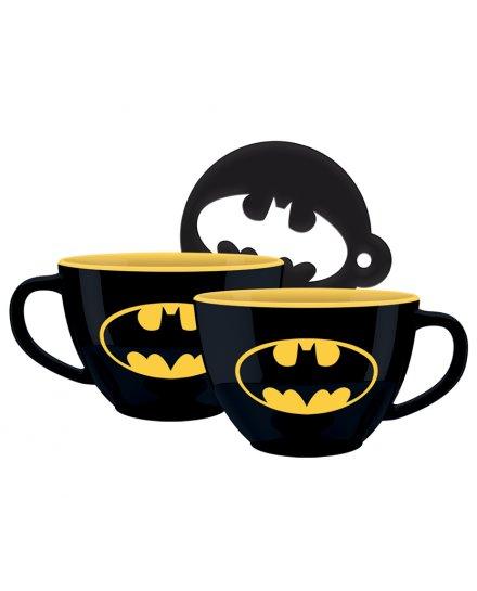 Tasse cappuccino Batman DC