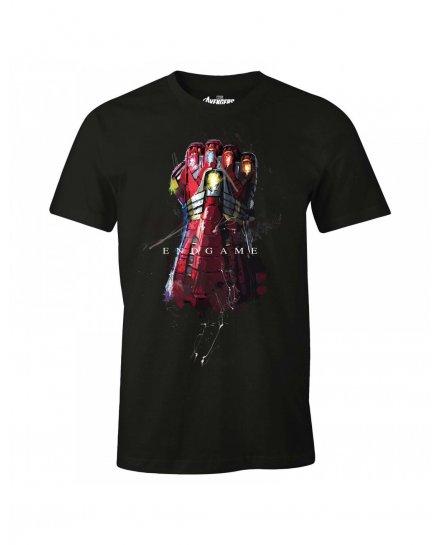 Tee-Shirt Avengers Endgame Iron Gauntlet