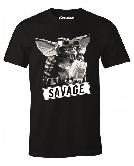Tee-Shirt Gremlins Savage