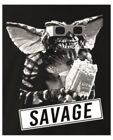 Tee-Shirt Gremlins Savage