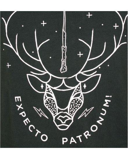 Tee-Shirt Harry Potter Patronus vert