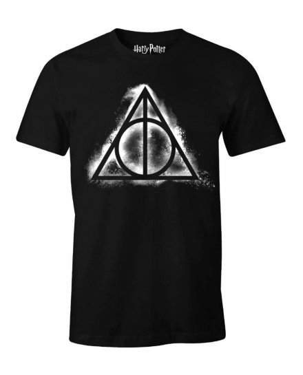 Tee-Shirt Harry Potter Reliques de la mort