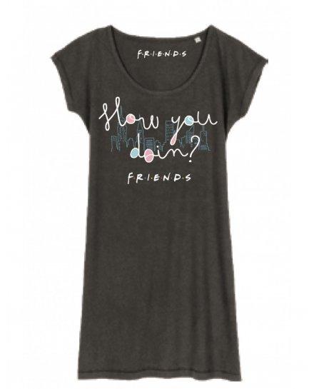 Tee-Shirt pyjama Friends femme How you doin