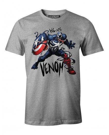 Tee-Shirt We are Venom Marvel