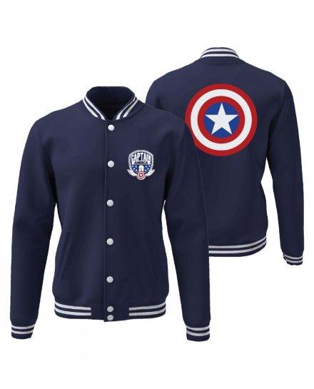 Veste Teddy Captain America Shield MARVEL