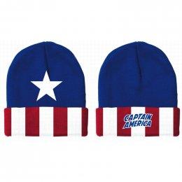 Bonnet Bleu Flag Captain America