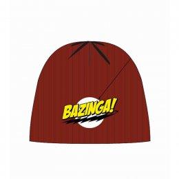 Bonnet Rouge Modèle Bazinga The Big Bang Theory