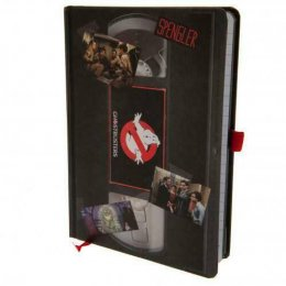 Carnet Bloc Notes Ghostbusters VHS