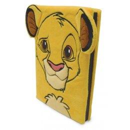 Carnet Bloc Notes Roi Lion Disney A5