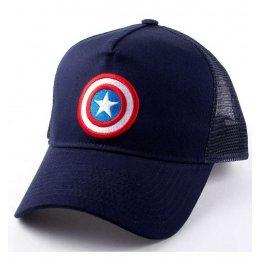 Casquette Captain America Trucker