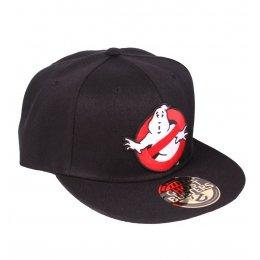 Casquette Ghostbusters noire logo
