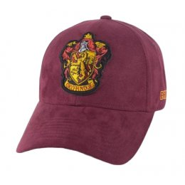 Casquette Gryffondor Harry Potter bordeaux