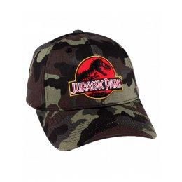 Casquette Jurassic Park Camouflage