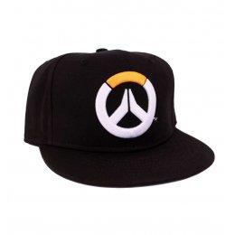 Casquette Overwatch Logo noire