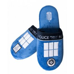 Chaussons Adulte Doctor Who
