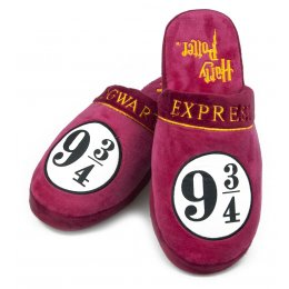 Chaussons Harry Potter 9 3/4 Hogwarts Express