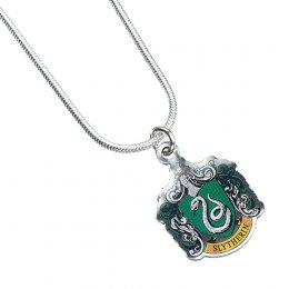 Collier Serpentard Blason Harry Potter