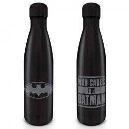 Gourde Batman métal Who Cares